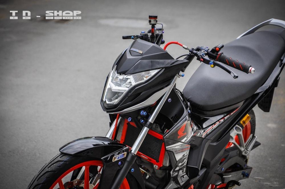 Sonic 150 ban do dinh cao dam chat choi cua biker Viet - 2