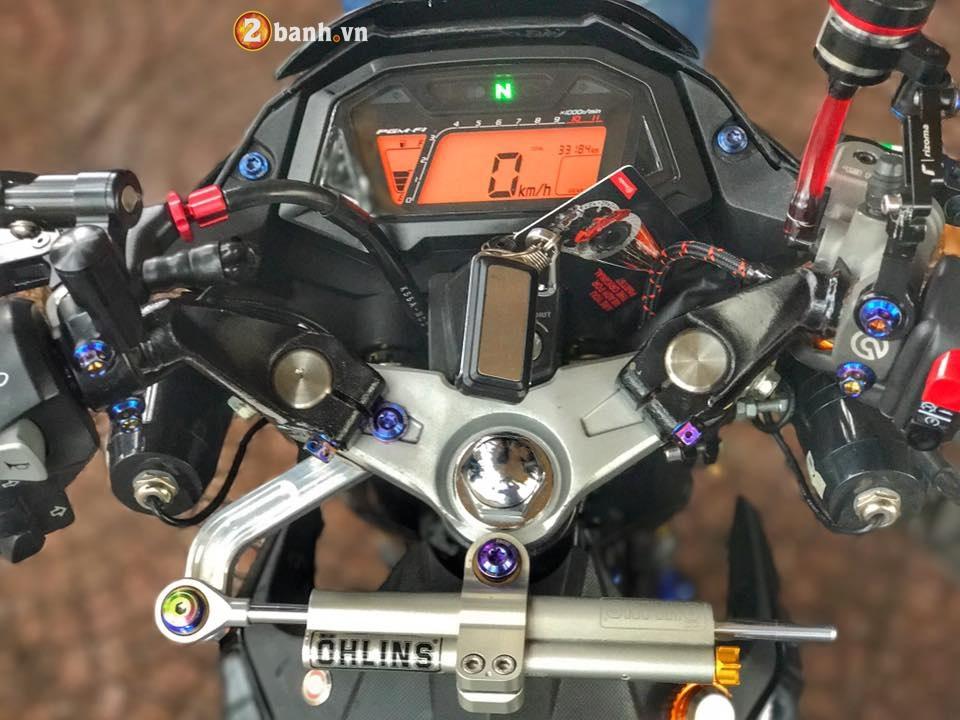 Sonic 150Fi niem kieu hanh cua Honda Nhat Ban - 4