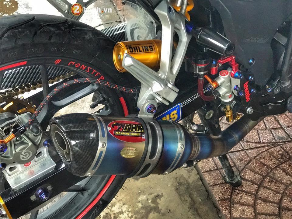 Sonic 150Fi niem kieu hanh cua Honda Nhat Ban - 10