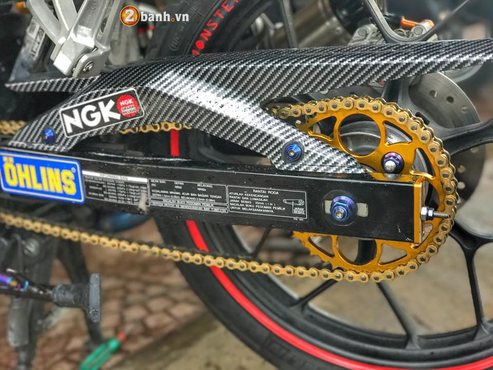 Sonic 150Fi niem kieu hanh cua Honda Nhat Ban - 12