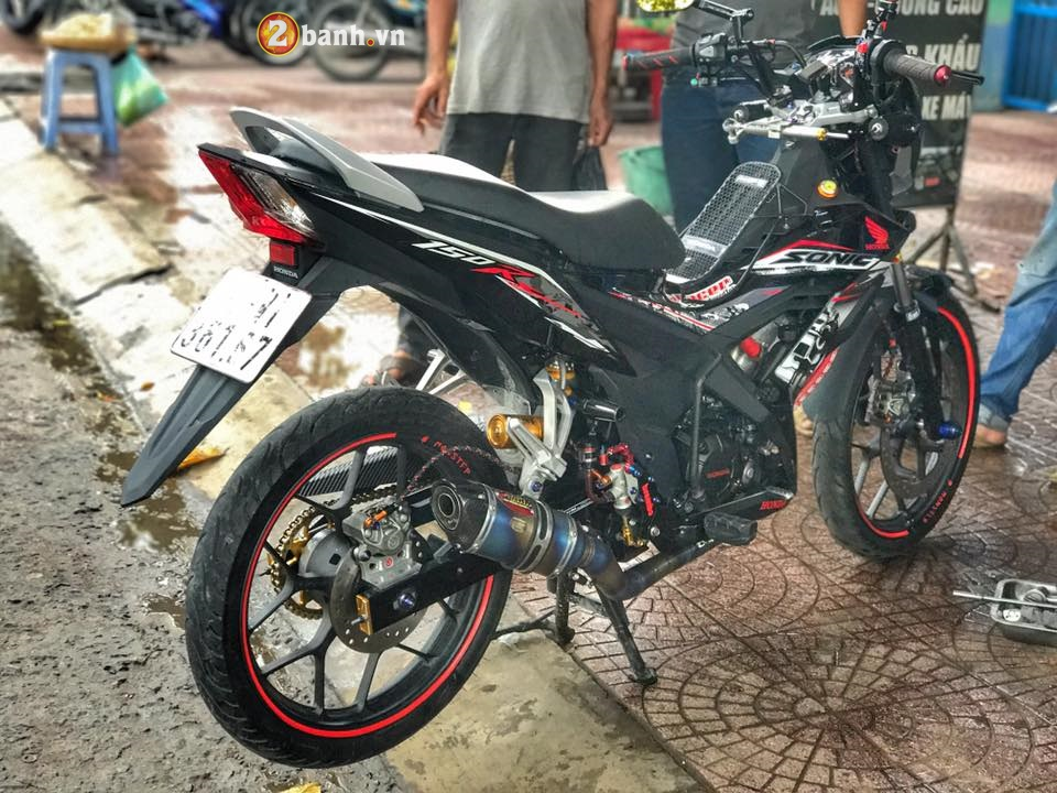 Sonic 150Fi niem kieu hanh cua Honda Nhat Ban - 14