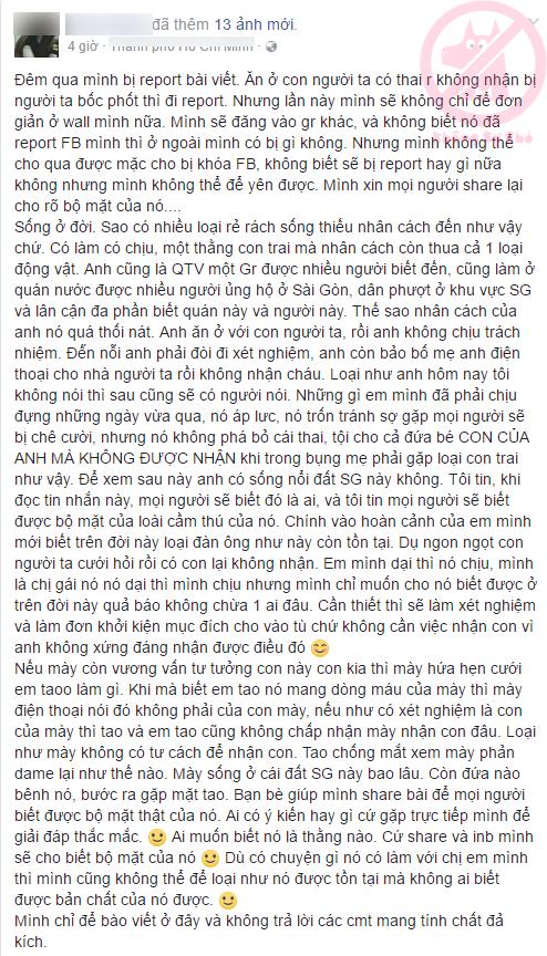 Su that cua bien Phich thu lam con nha nguoi ta co bau roi phu nhan - 4