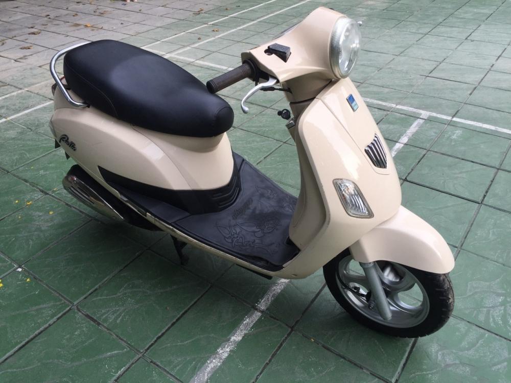 Suzuki Bella 125 dang Vespa LX mau be cuoi 2011 - 2