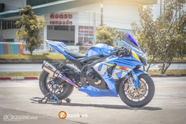 Suzuki GSXR1000 chu ca heo xanh sanh dieu ben do hieu - 3