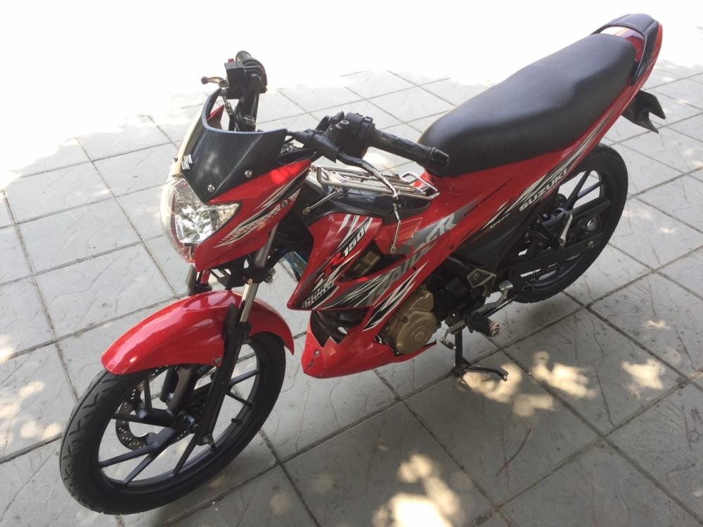 Suzuki Raider 150cc mau do 2015 bien 29H1 55898 - 5