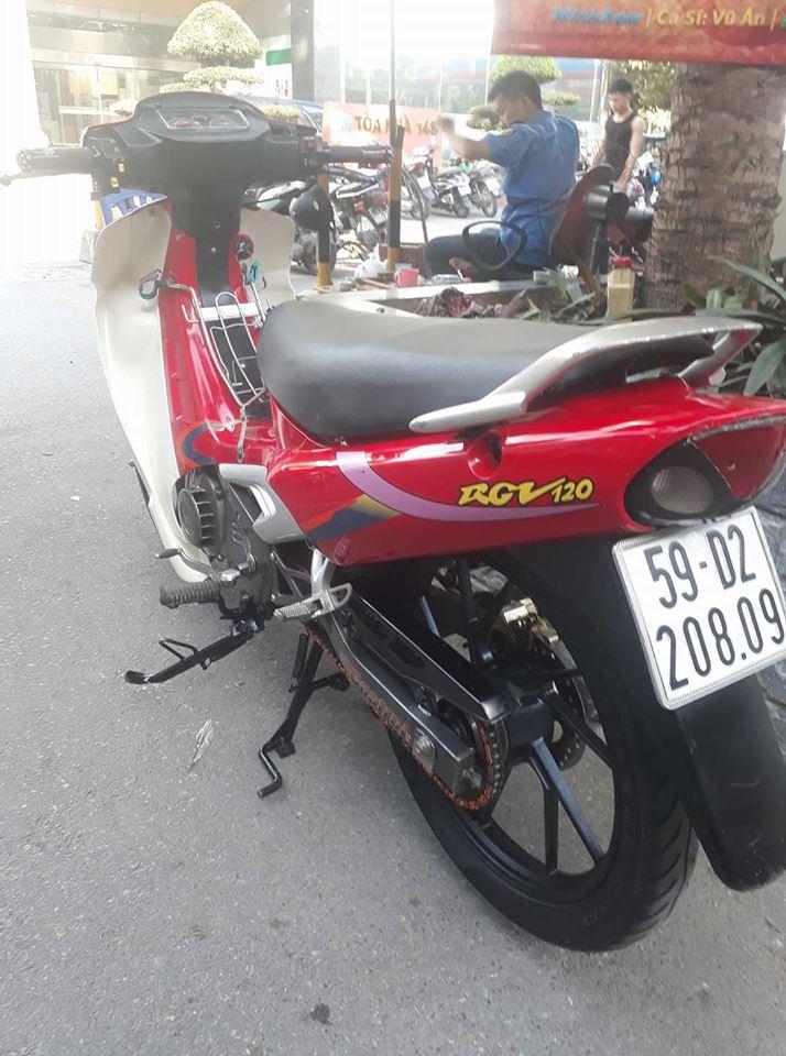Suzuki xipo rgv 120 - 4