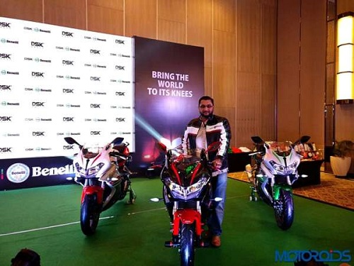Trinh lang Benelli 302R 2017 Sportbike tam trung day suc hut