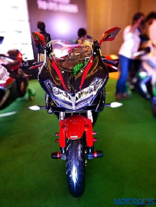 Trinh lang Benelli 302R 2017 Sportbike tam trung day suc hut - 5
