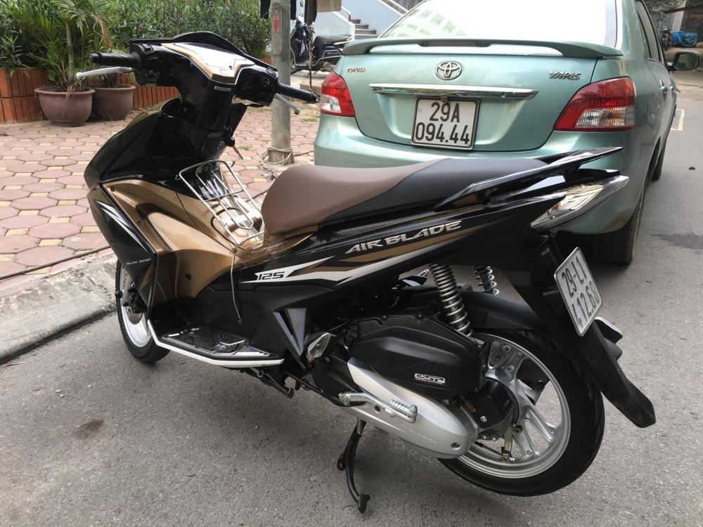 xe Air blade 125 Fi moi nguyen cchu 29L xx68khoa bam 34 trieu chinh chu ban tai gd - 3