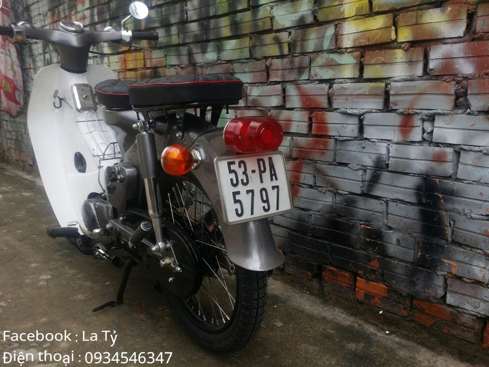 Xe Cub Do Nhe Van Giu Duoc Phong Cach Xe zin - 3