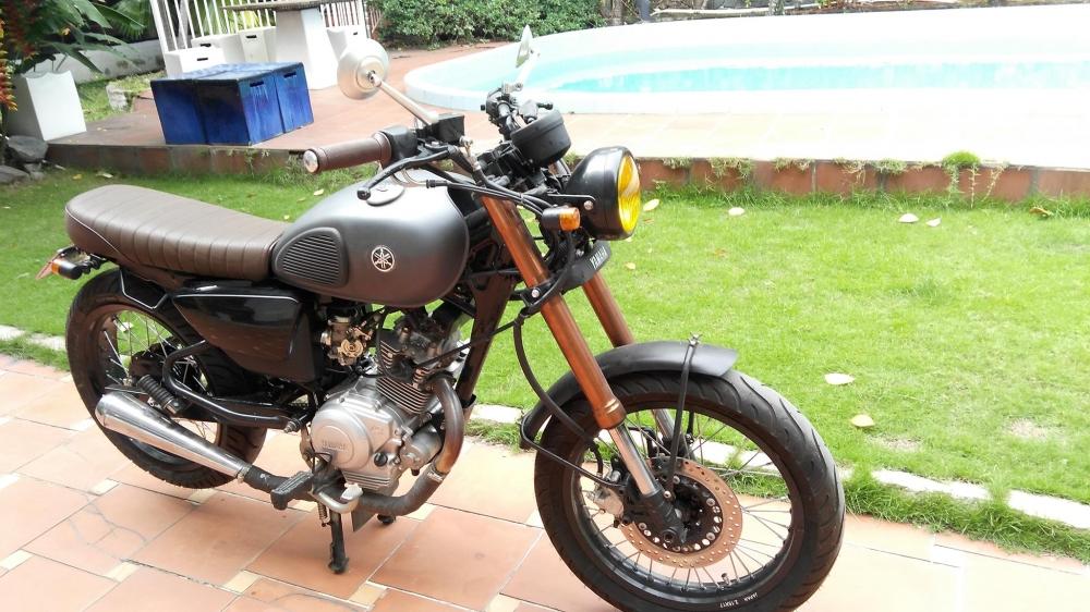 Xe do Yamaha YB 125sp HQCN