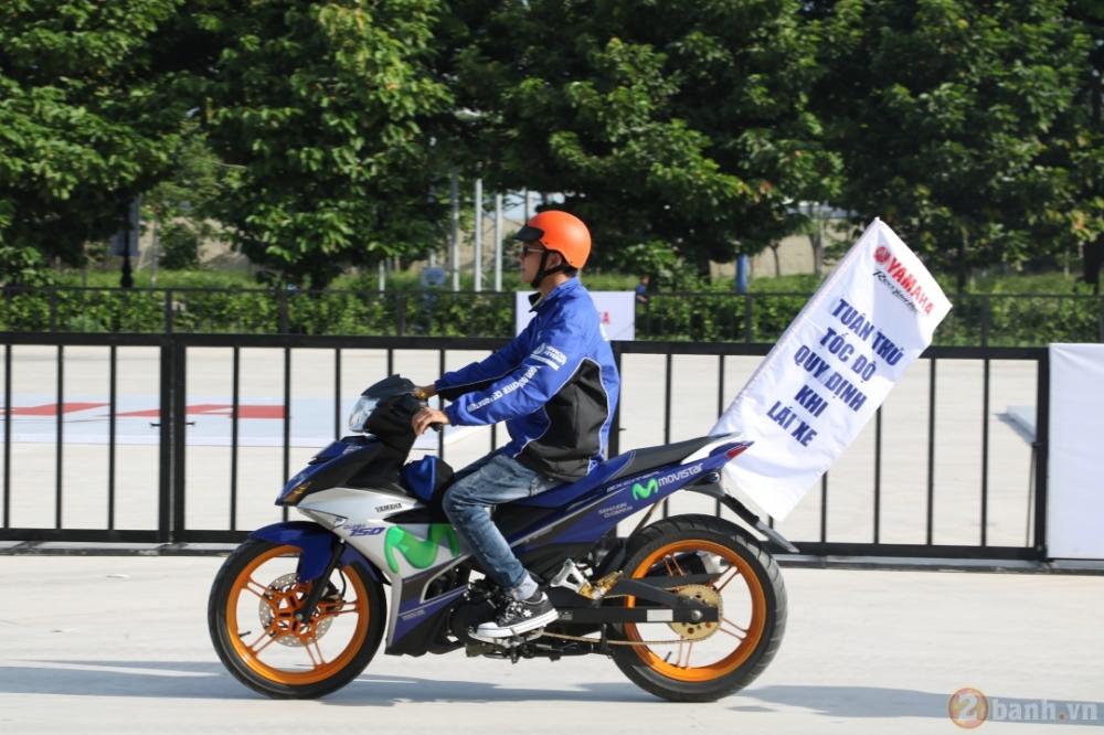 Yamaha Motor Viet Nam xac lap 2 ky luc Guinness the gioi trong su kien ky niem 1000000 xe Exciter - 4