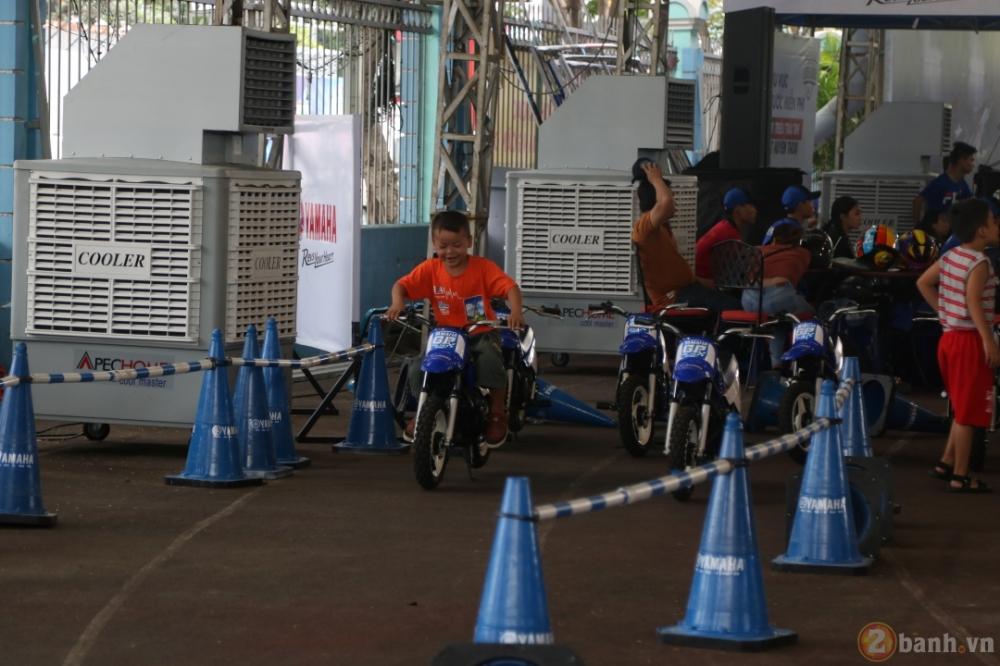 Yamaha Motor Viet Nam xac lap 2 ky luc Guinness the gioi trong su kien ky niem 1000000 xe Exciter - 11