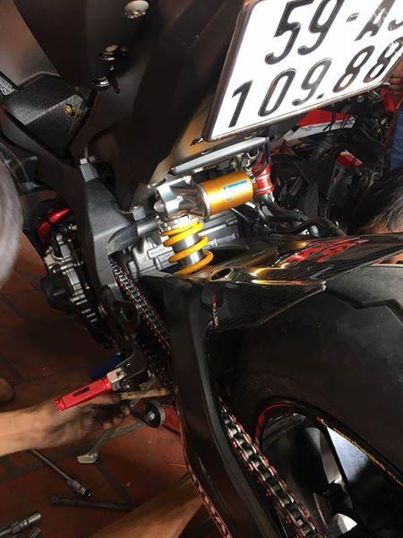 Yamaha R1 manh me trong ban nang cap Full Power - 6
