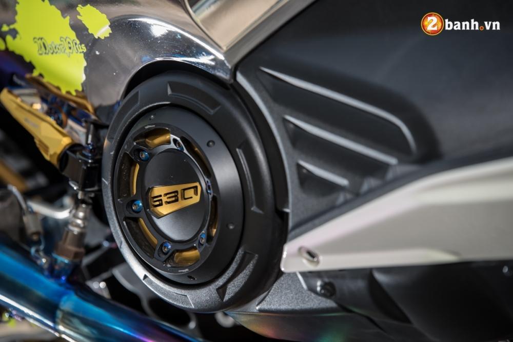 Yamaha TMAX 530 hoan thien trong ban do Full Option - 13