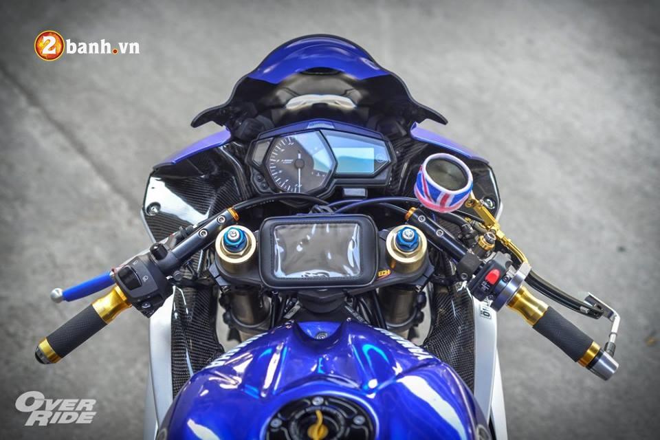 Yamaha YZFR3 hoan hao trong ban do khung long Full Sport Option - 7