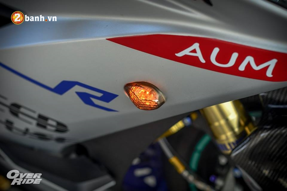 Yamaha YZFR3 hoan hao trong ban do khung long Full Sport Option - 9