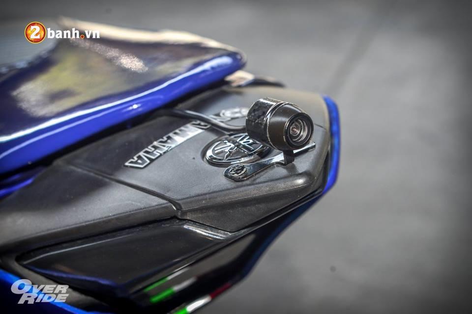 Yamaha YZFR3 hoan hao trong ban do khung long Full Sport Option - 15