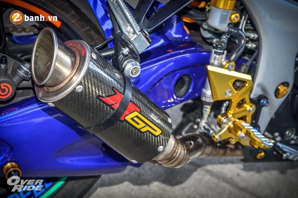 Yamaha YZFR3 hoan hao trong ban do khung long Full Sport Option - 17
