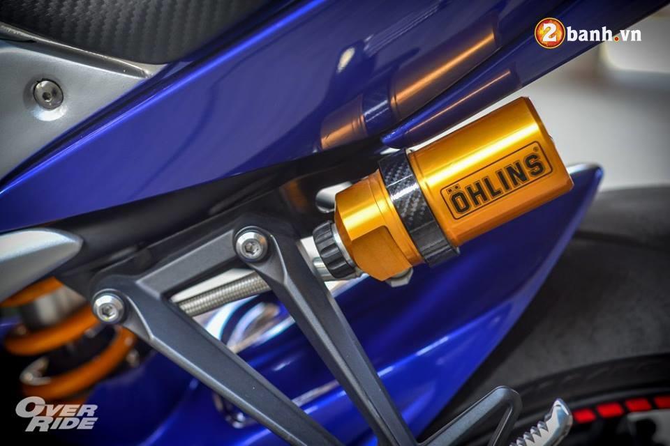 Yamaha YZFR3 hoan hao trong ban do khung long Full Sport Option - 19