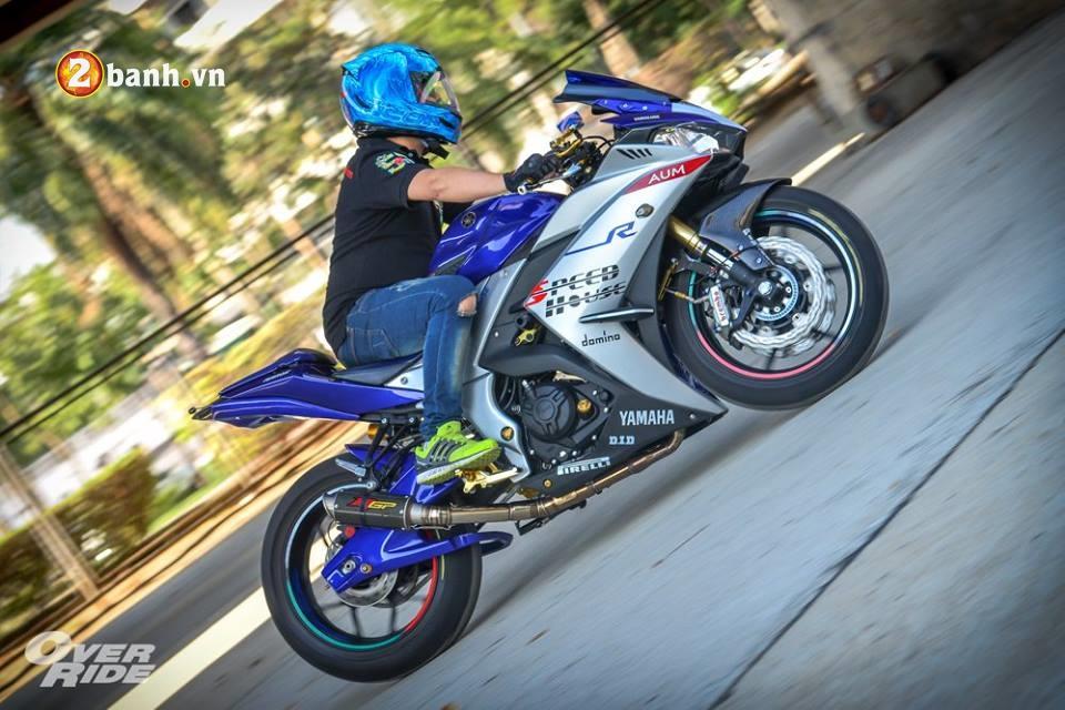 Yamaha YZFR3 hoan hao trong ban do khung long Full Sport Option - 20