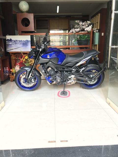 2017 Yamaha MT09 1000km free do choi gia thom 310000000 - 3