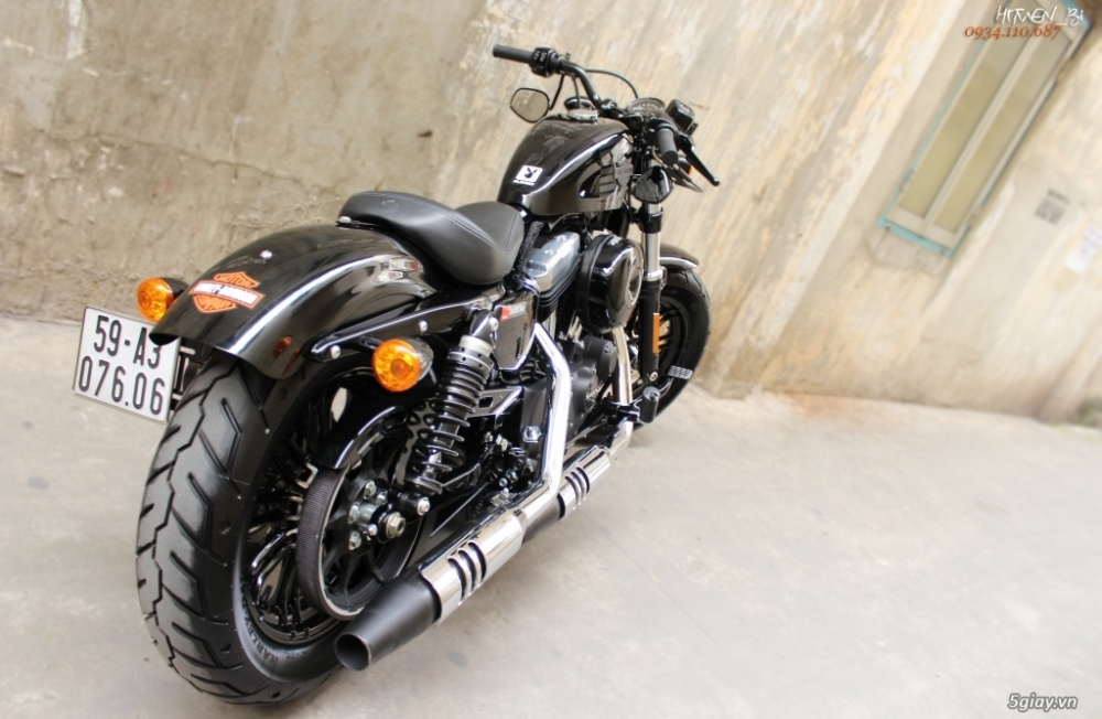 ___ Can Ban ___HARLEY DAVIDSON FortyEight 1200cc ABS 2016___ - 3