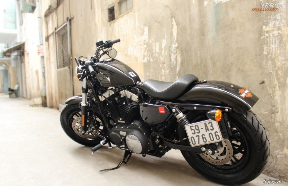 ___ Can Ban ___HARLEY DAVIDSON FortyEight 1200cc ABS 2016___ - 7
