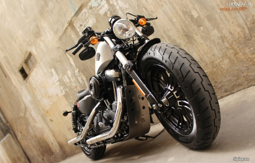 ___ Can Ban ___HARLEY DAVIDSON FortyEight 1200cc ABS Limited 2017___