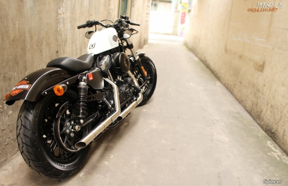 ___ Can Ban ___HARLEY DAVIDSON FortyEight 1200cc ABS Limited 2017___ - 3