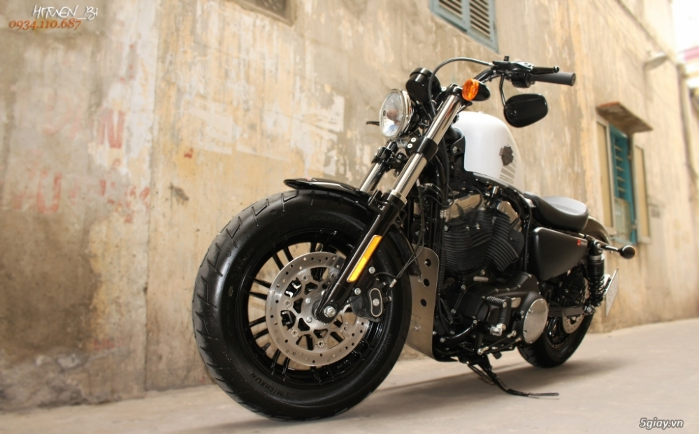 ___ Can Ban ___HARLEY DAVIDSON FortyEight 1200cc ABS Limited 2017___ - 5