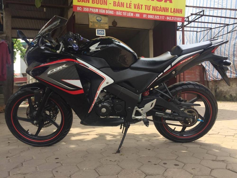 Ban chiec Honda CBR 150 nhap khau - 2