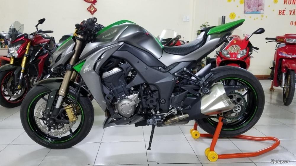 Ban Kawasaki Z1000Date 92014HQCNABSSaigonBien dep 9 nutNgay chu