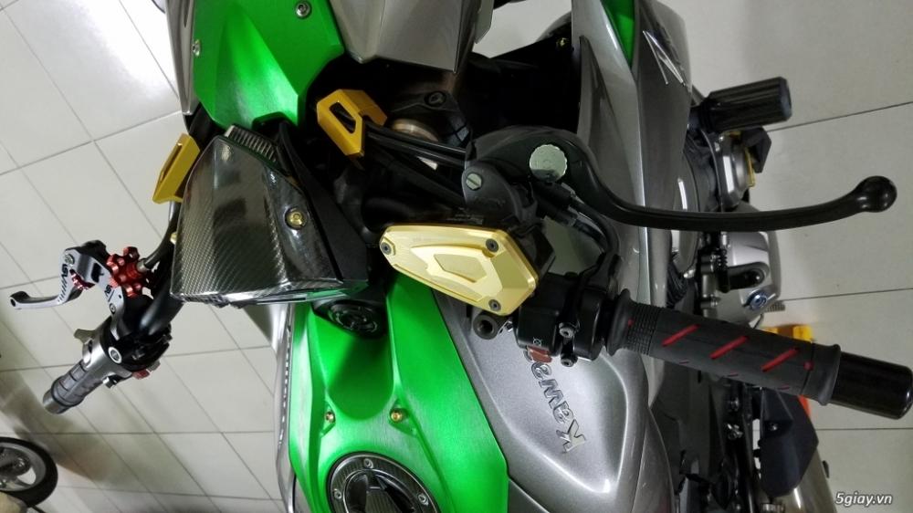 Ban Kawasaki Z1000Date 92014HQCNABSSaigonBien dep 9 nutNgay chu - 7