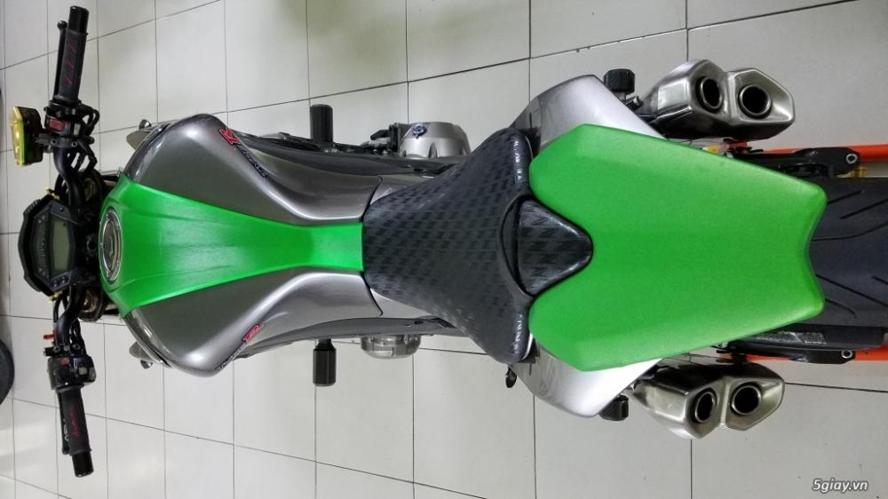 Ban Kawasaki Z1000Date 92014HQCNABSSaigonBien dep 9 nutNgay chu - 17