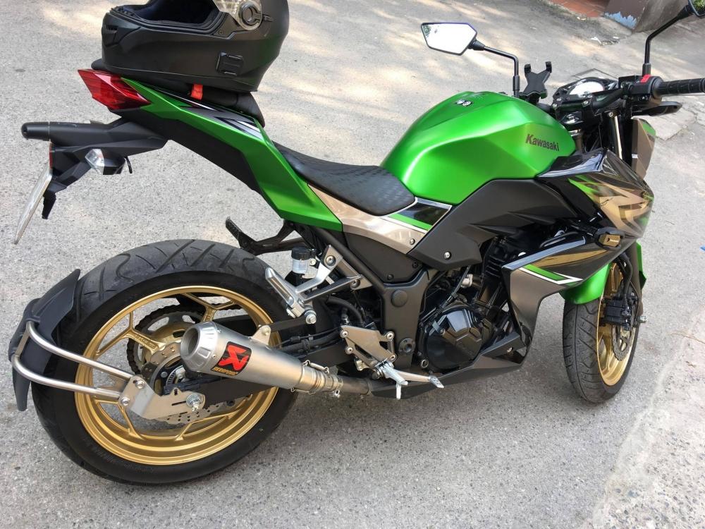 Ban Kawasaki Z300 2017