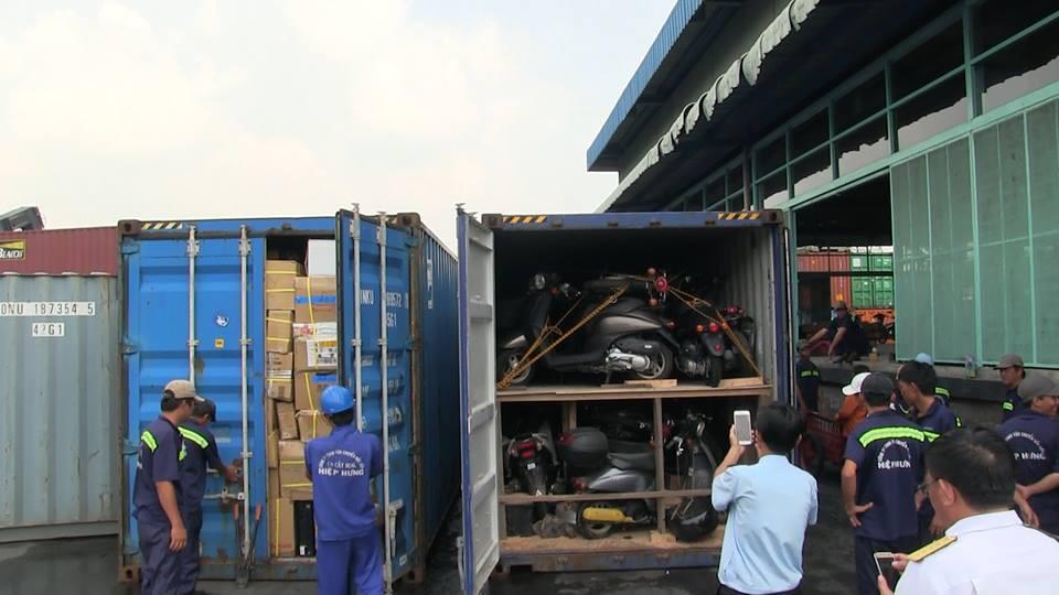Thanh li xe may nhap khau Campuchia chinh hang gia re - 2
