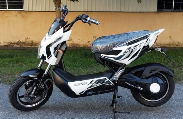 Ban xe may dien Xmen Sport Aima 2017 tai Ha Noi