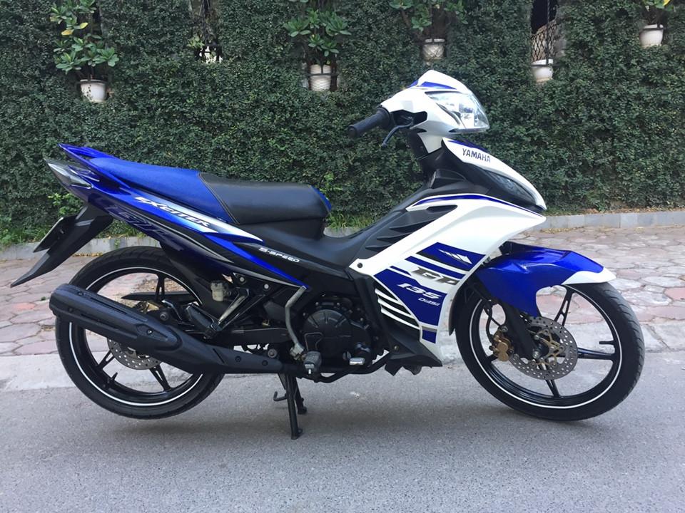 Ban xe Yamaha Exciter 135GP nguyen thuy may chat 2O14 - 4