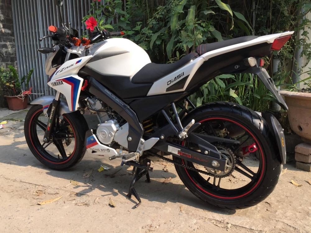 Ban Yamaha Fz150i Trang dang ky 2015 - 2