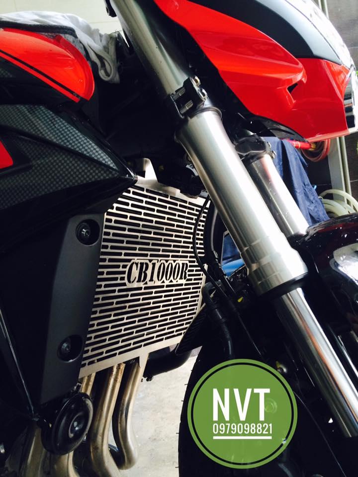 Bao ve ket nuoc Z900 Z650 Vulcan Z300 Ninja300 CB1000 XSR900 MT09 Tracer MT03 GSXR750 Hyper939 821
