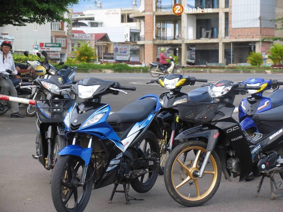 Biet doi nha Yamaha cang quet pho nui Kon Tum - 6