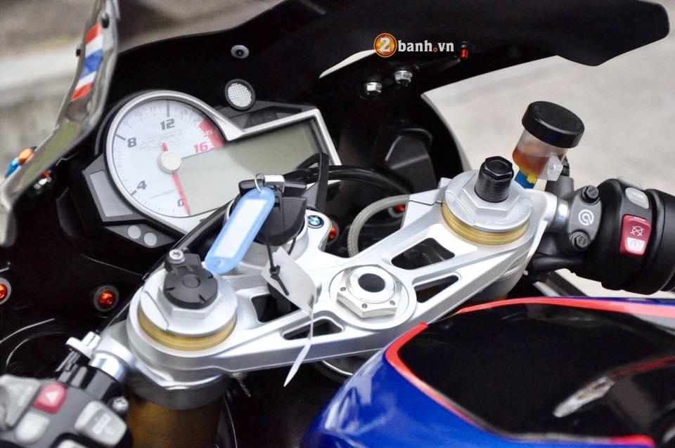 BMW S1000RR lung linh cung hieu nang Chrome - 4