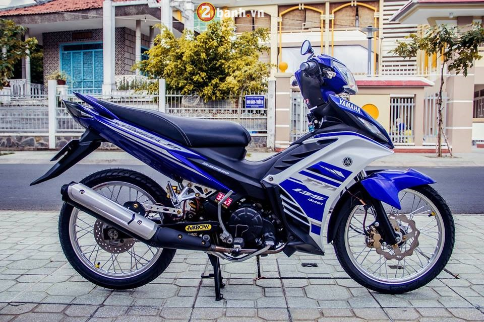 Bo anh Exciter 135 do khoe dang cung Raider Fi day ca tinh - 6