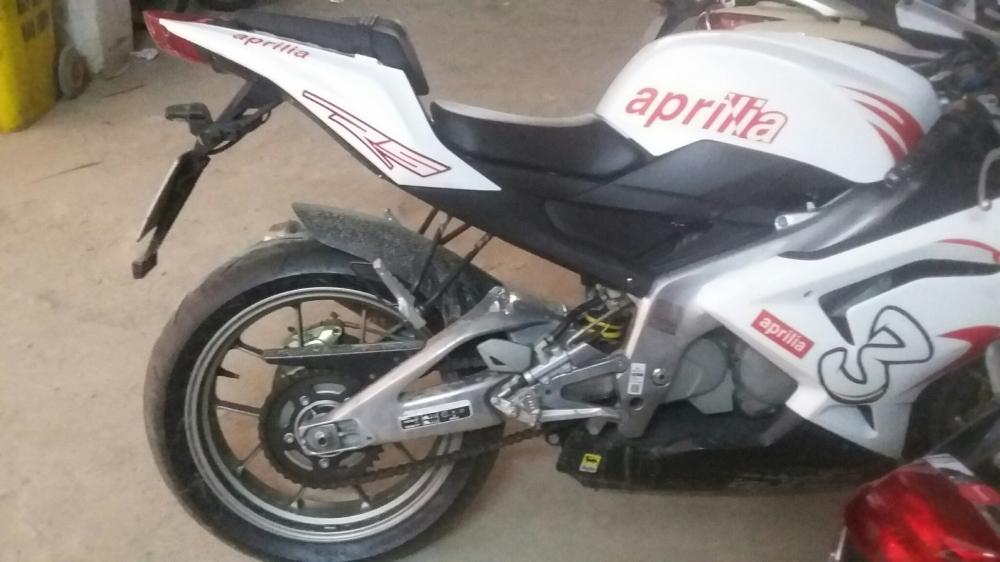 Can ban aprilia RS125 Trang - 3