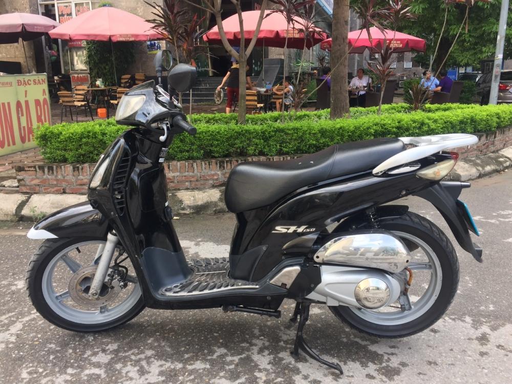 Can ban Honda Sh 150 che thuong Den bien Hn 29U may nguyen thuy 31tr - 6