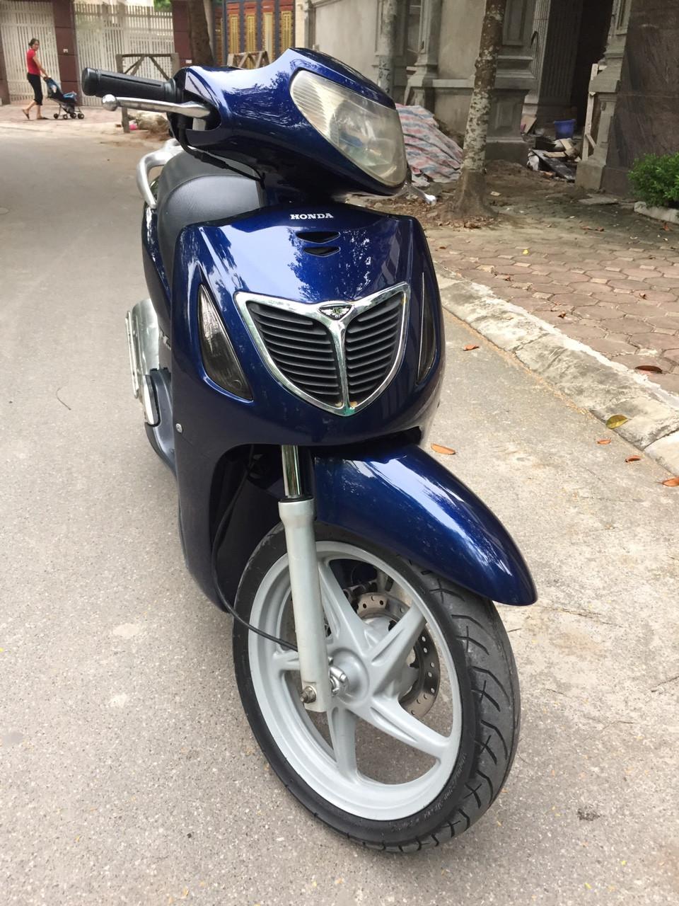 Can ban Honda Sh 150 che thuong xanh tim bien Hn 29U may nguyen thuy 305tr
