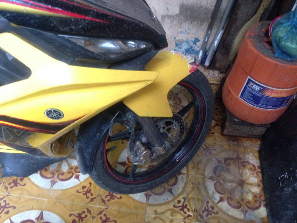 Can Ban Xe Exciter 2013 Mau Vang TPHCM - 2