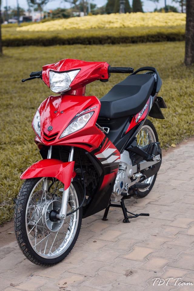 Cap doi huyen thoai Exciter 2006 cung nhau do dang day an tuong - 7