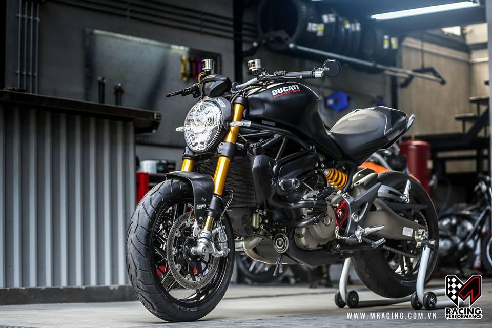Chiem nguong quai thu Ducati Monster 821 luc luong - 3
